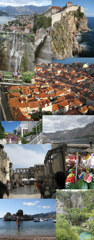 Chorwacja okiem Ewy i Henia